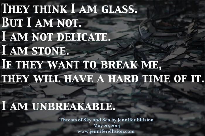 unbreakableteaser
