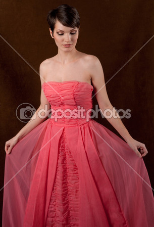 depositphotos_32083459-Woman-in-Strapless-Gown